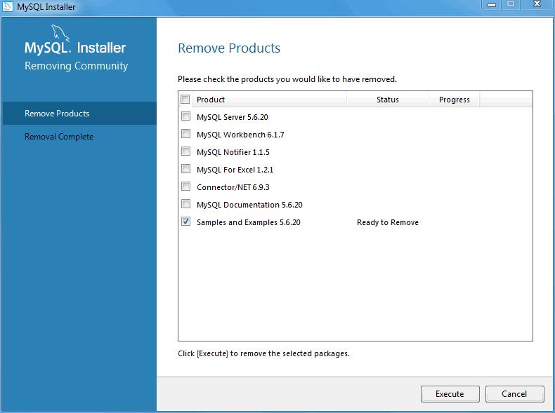 yum install mysql-workbench-community centos 7